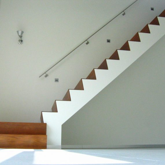 trap woonhuis hulsberg